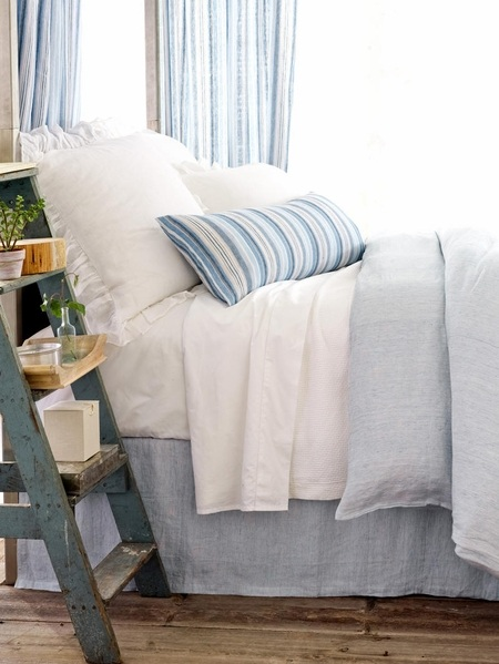 Cottage and Bungalow Bedding