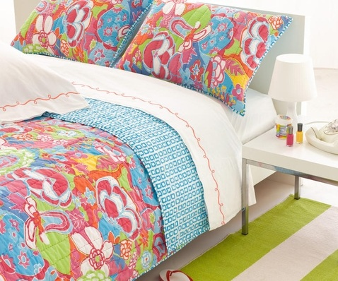 Twiggie Quilt by Cottage and Bungalow.