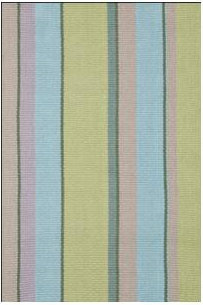 Cottage & Bungalow Seaglass Stripe