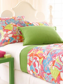 Color Duvet Cover and Quilt