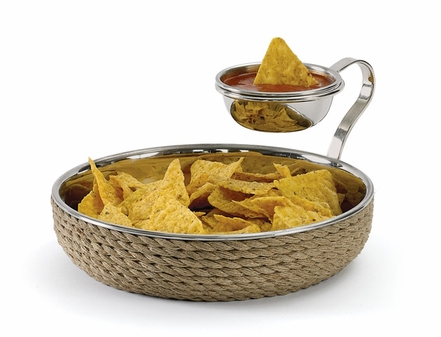 Rope detailed chip and dip kit