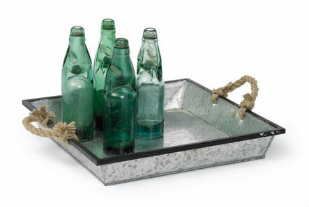 nautical style serving trays