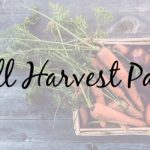 Welcome Fall with a Harvest Party