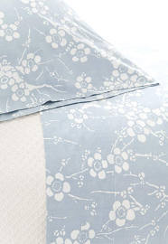 Watercolor Grey Bedsheets