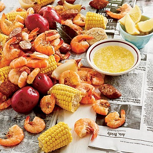 Enjoy a Low Country Feast