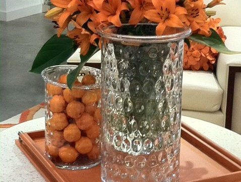 Atlanta Market – Tangerine Tango Going Strong