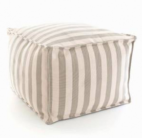 cottage and bungalow trimaran pouf