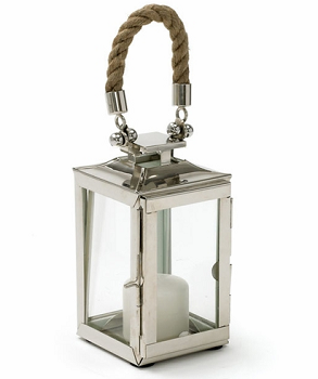 Overboard Nautical Table Lantern