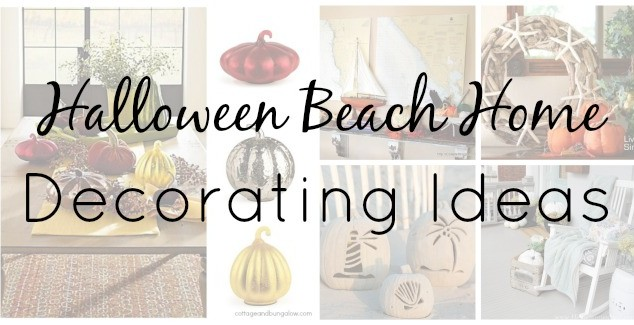 Halloween Beach Home Decorating Ideas