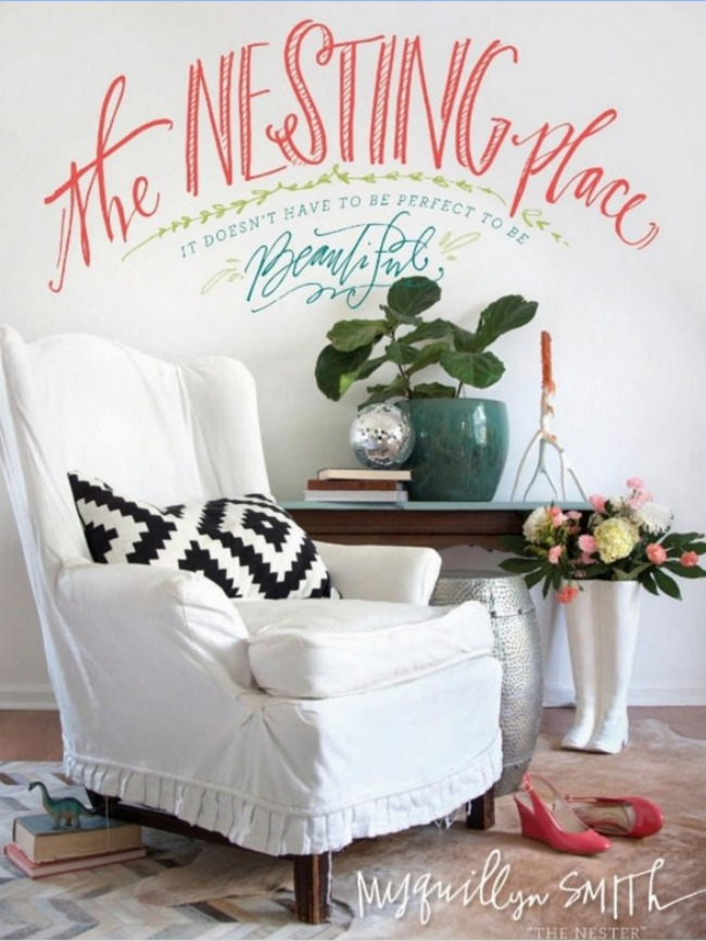 Beach House Style Ideas: The Nesting Place