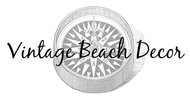 Vintage Beach Decor - H2