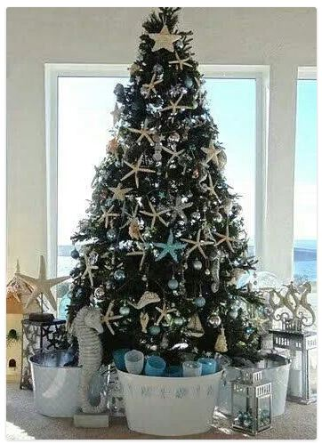 nauticalcottageblog.com - Christmas Tree