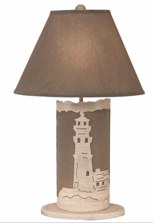 Lighthouse Lamp from Cottageandbungalow