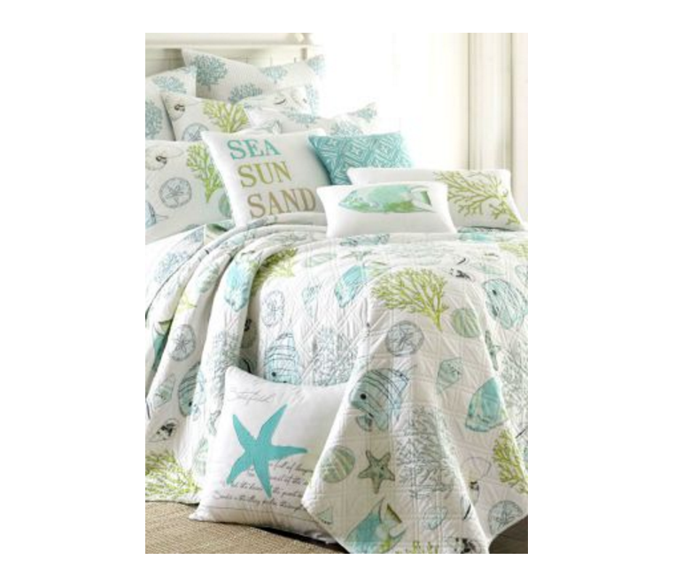 Beach Themed Bedding Ideas - Completely Coastal Ideas