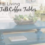 Coastal Living Rooms – Let's Talk Coffee Tables