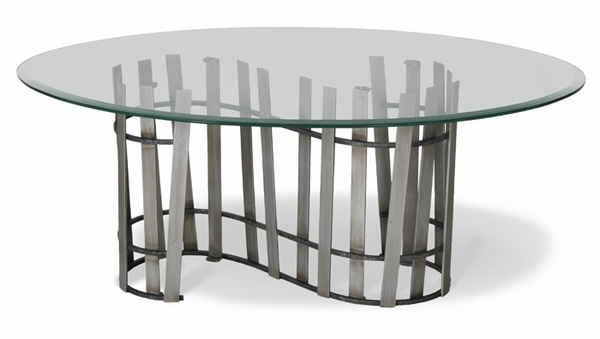 Dunes fence coffee table