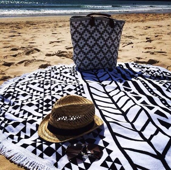 beach accessories - beach tote