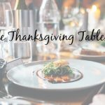 Simple Thanksgiving Tablescapes for Coastal Entertaining