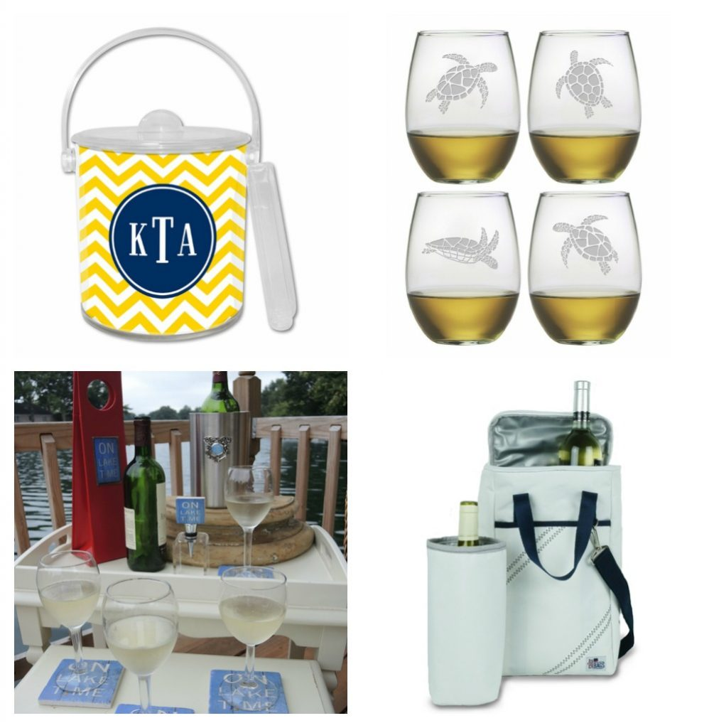 creative hostess gift ideas - wine lover