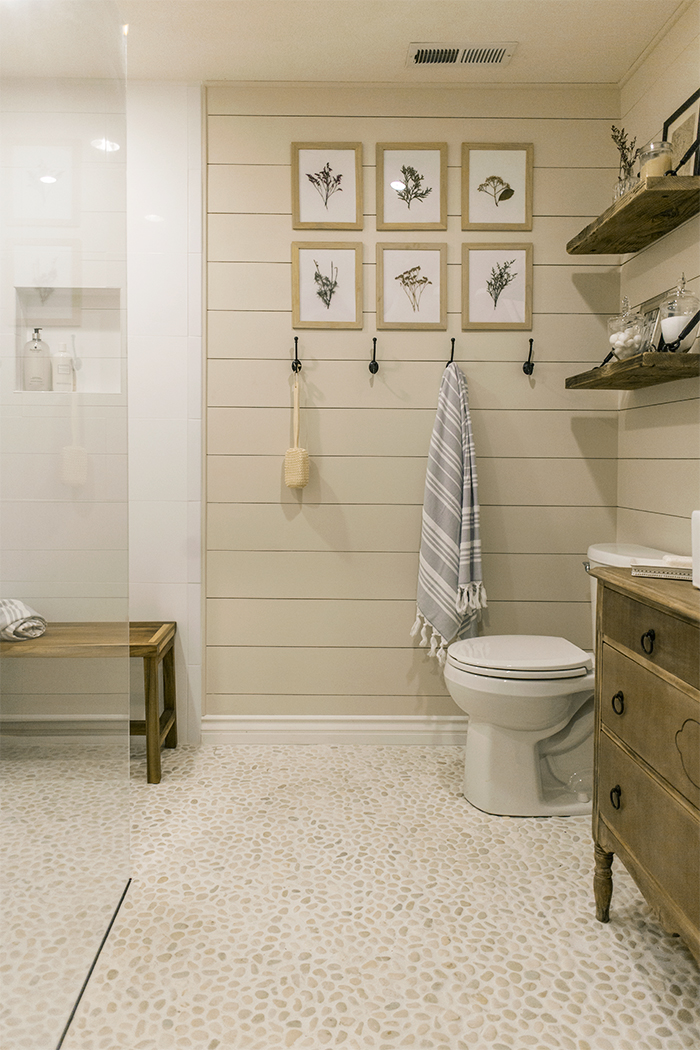 beach cottage bathroom ideas