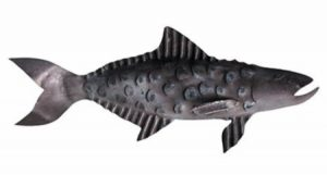 Cobia Metal Art