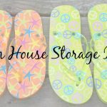 Beach House Storage Ideas for the New Year