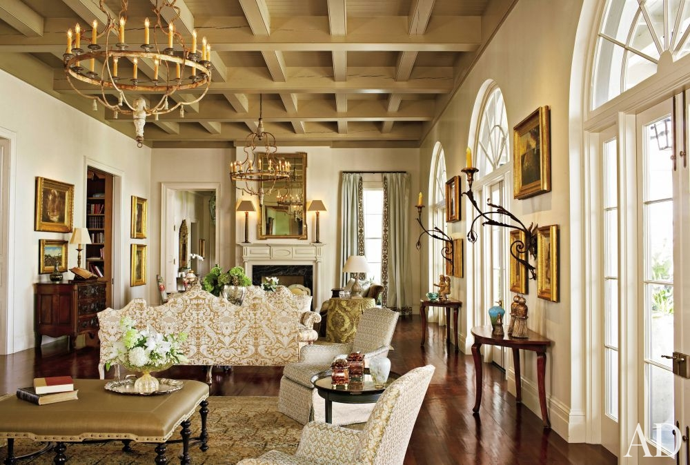 cottage style decor - new orleans
