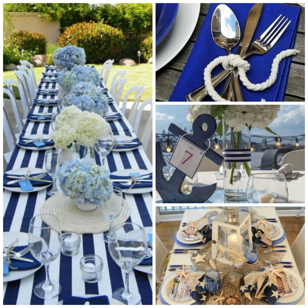 decorative tabletop accessories - nautical