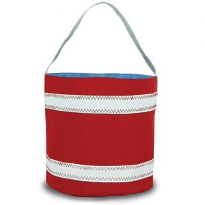 Sailor Cloth Bucket Bag