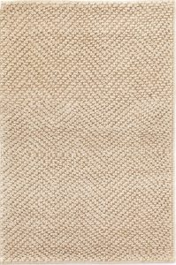 Dash and Albert Nevis Sand Jute Woven Rug