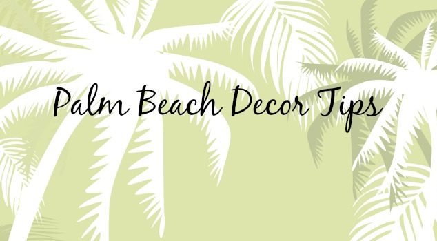 Get the Look: Palm Beach Chic