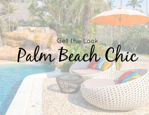 palm beach decor ideas