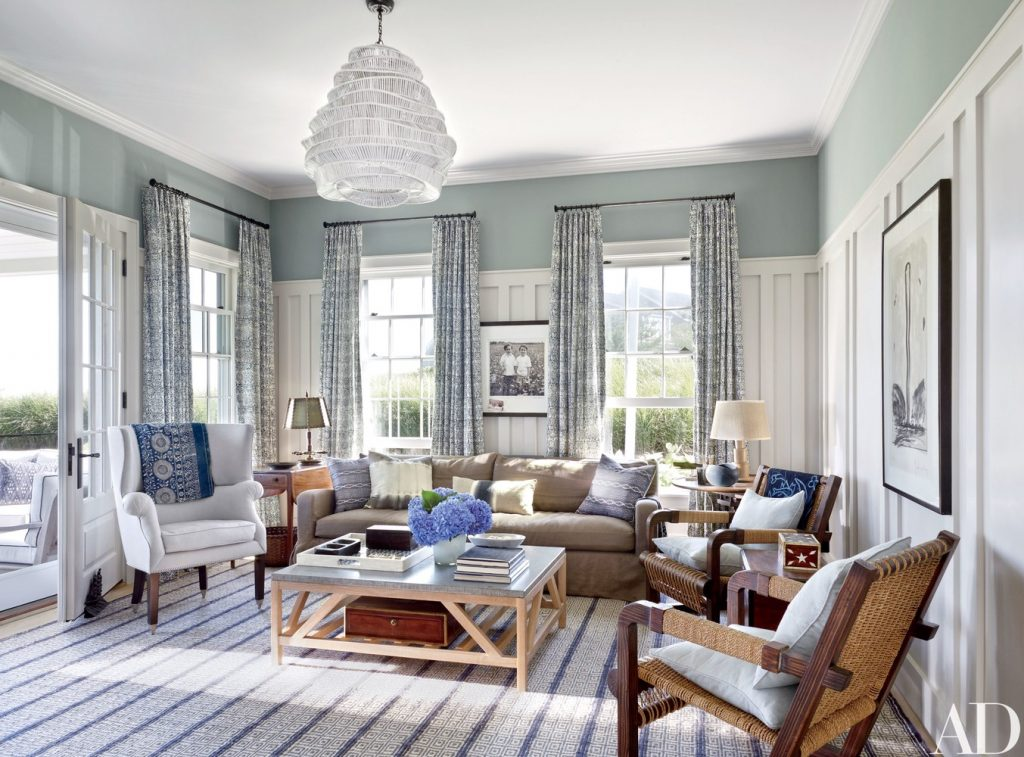 Merveilleux Nantucket Style Living Room
