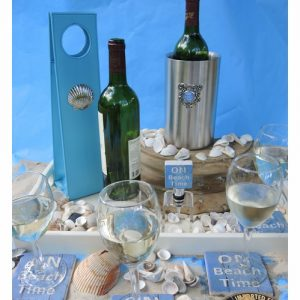 On Beach Time Wine Lover's Gift Collection