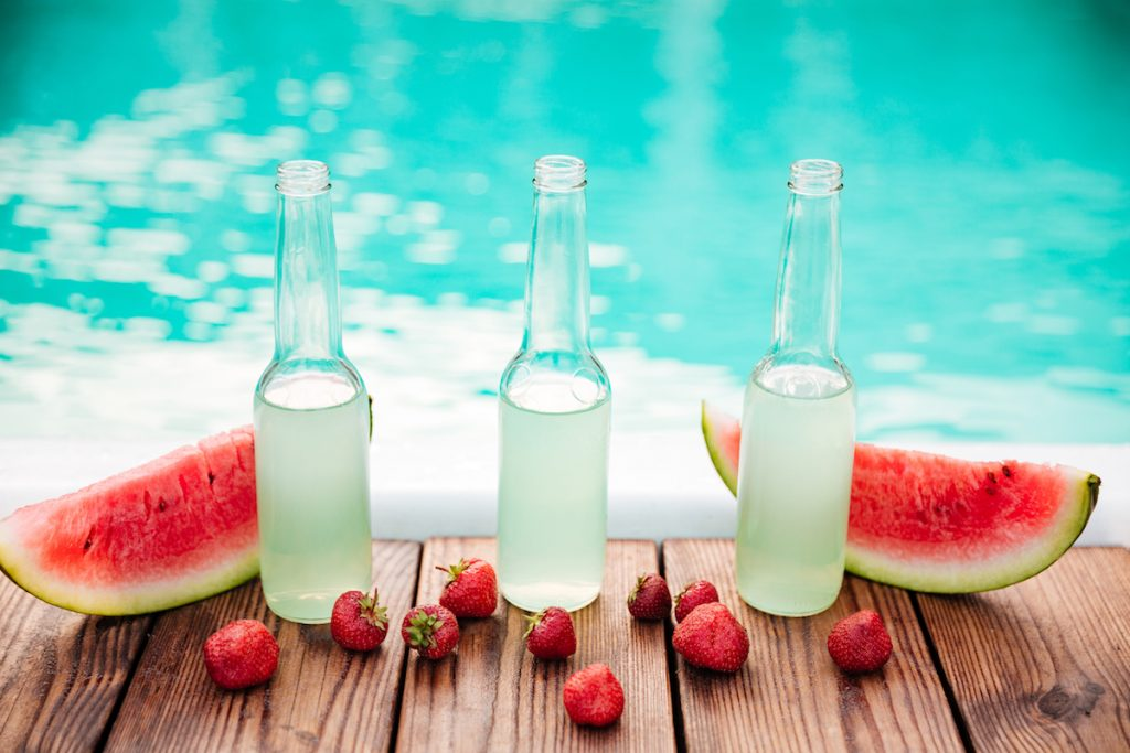 labor day party ideas - pool party