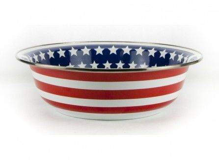 Stars & Strips Serving Bowl