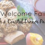 Welcome Fall with a Coastal Dinner Party