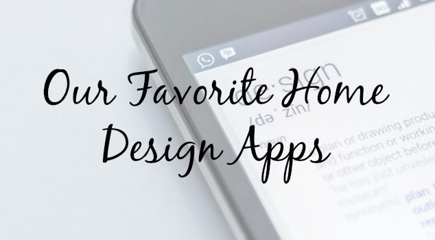 [Coastal Decor Tips] Our Favorite Home Design Apps