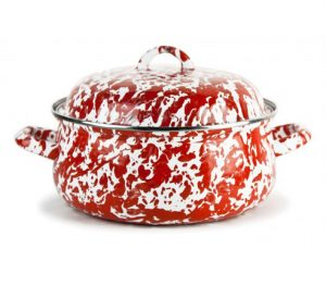 Dutch Oven in Red