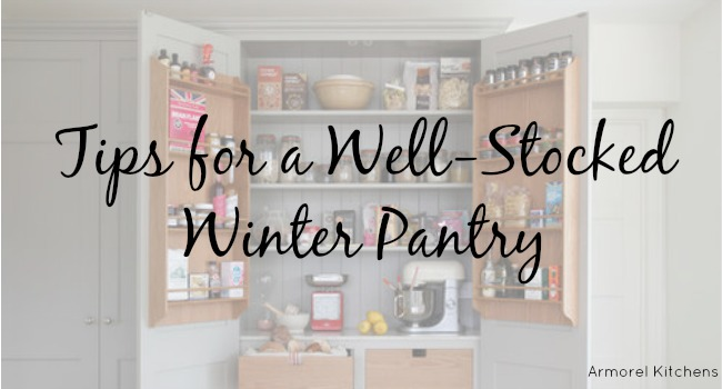winter pantry