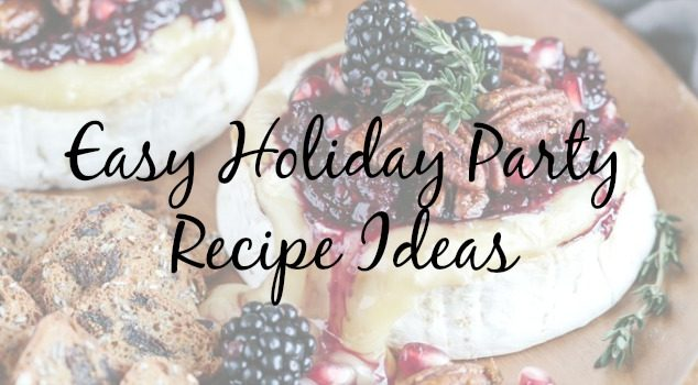 Coastal Living – 7 Mouthwatering Holiday Party Recipe Ideas