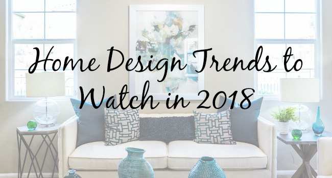 home interior design trends 2018 photos