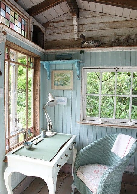 5 Reasons You Re Going To Want A She Shed In 2018 Cottage Bungalow