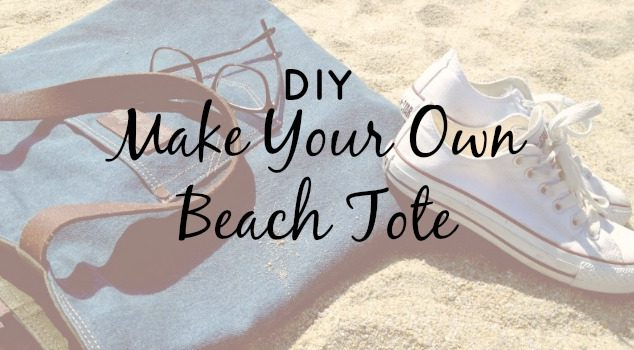 5 Easy Steps for a Simple DIY Tote Bag