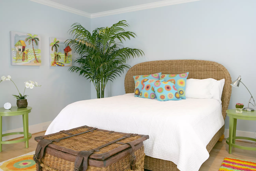 beach house color trends