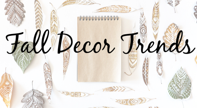 Coastal Style – Fall Decor Trends