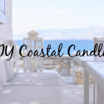 5 Easy to Make Coastal Candles