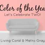 Color of The Year – Here Are TWO We're Excited About