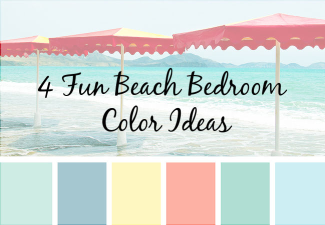 beach bedroom color ideas
