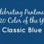 Perfection! Pantone's Color of the Year 2020 – Classic Blue
